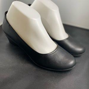 Safe T Step Comfort Black Heel